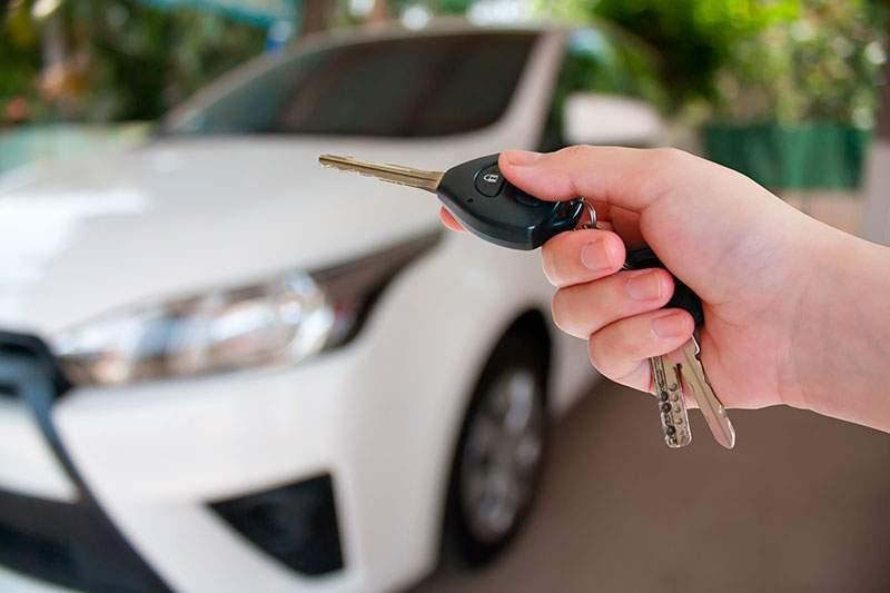 biện pháp chống trộm phụ tùng xe ô tô