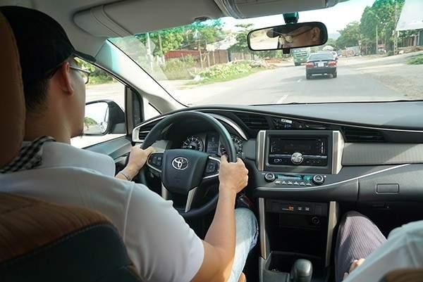 nguyên tắc phanh xe ô tô an toàn